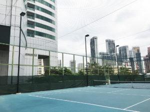 millennium-residence-bangkok-basketball-court