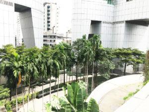 millennium-residence-bangkok-greenery