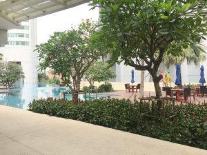 millennium-residence-bangkok-pool